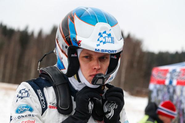 2017 FIA World Rally Championship, Round 02, Rally Sweden, February 09-12, 2017, Ott Tanak, Ford, Portrait Worldwide Copyright: McKlein/LAT
