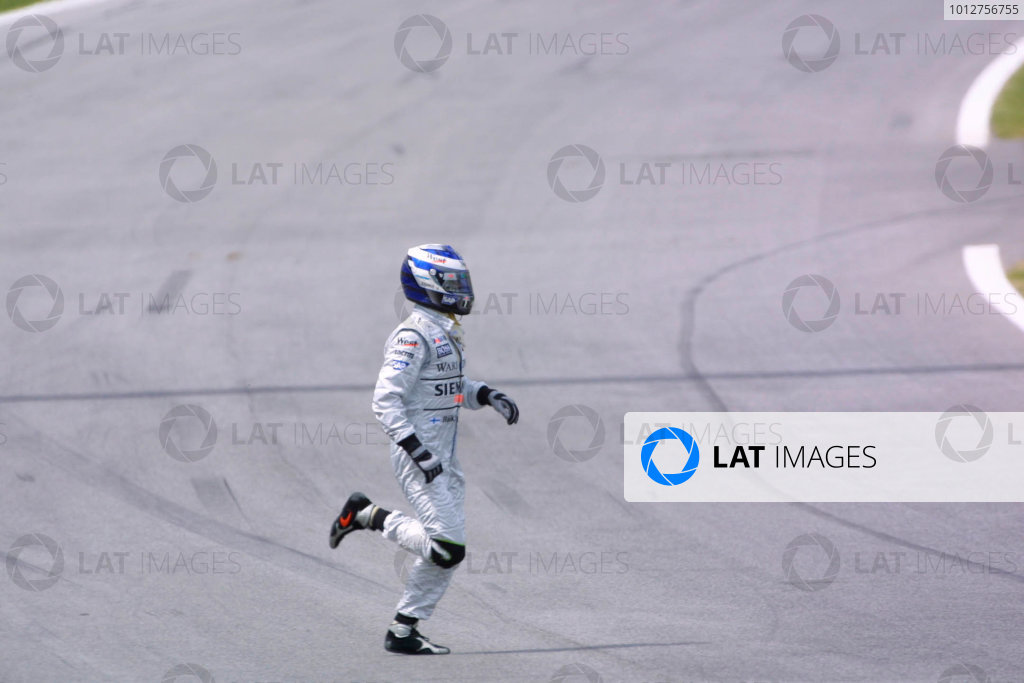 2002 Austrian Grand Prix - Race.