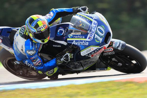 Xavier Simeon, Avintia Racing.