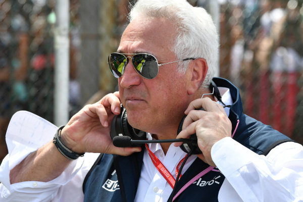 Lawrence Stroll, Owner, Racing Point