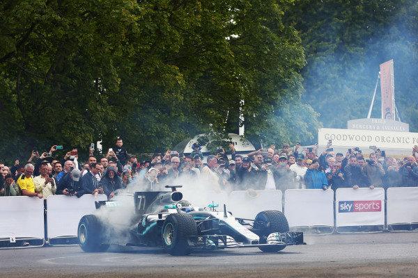 Valteri Bottas (FIN) Mercedes