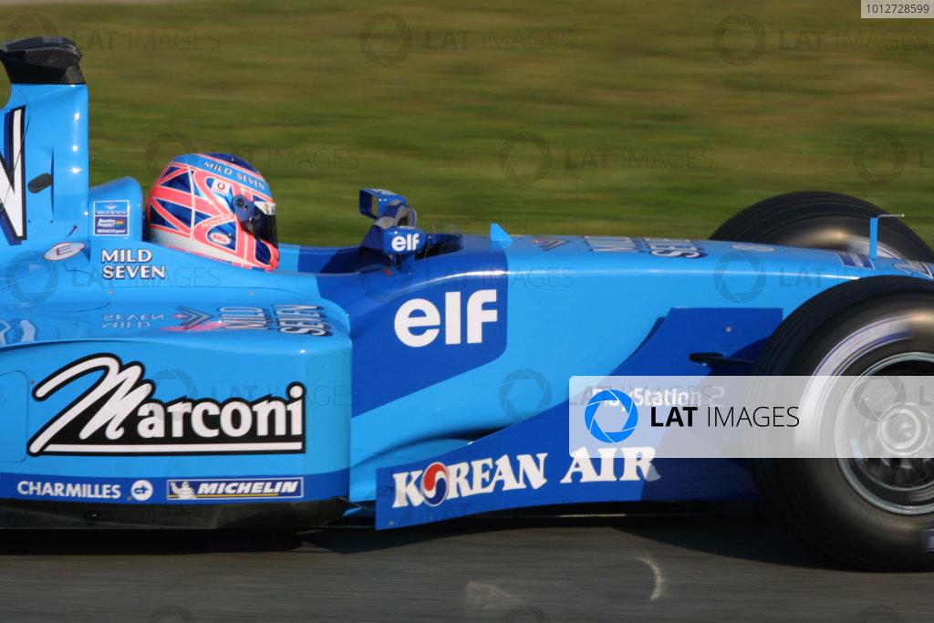 2001 Spanish Grand Prix - QUALIFYING