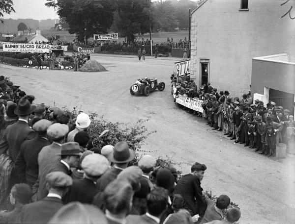 Tazio Nuvolari, MG Magnette K3.