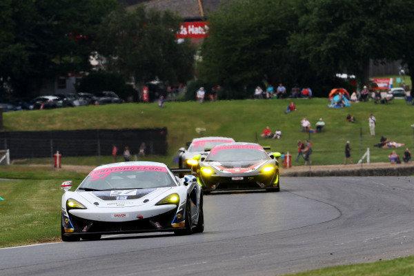 Callum Pointon / Dean Macdonald HHC Motorsport McLaren 570S GT4