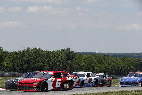 #6: Landon Cassill, JD Motorsports, Chevrolet Camaro TeamJDMotorsports.com