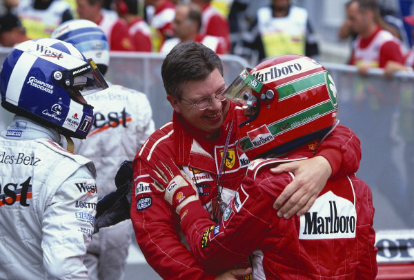 1999 Austrian Grand Prix.
