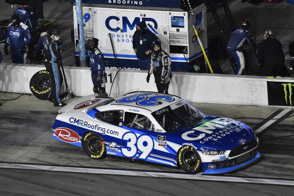 #39: Ryan Sieg, RSS Racing, Ford Mustang CMR Construction and Roofing