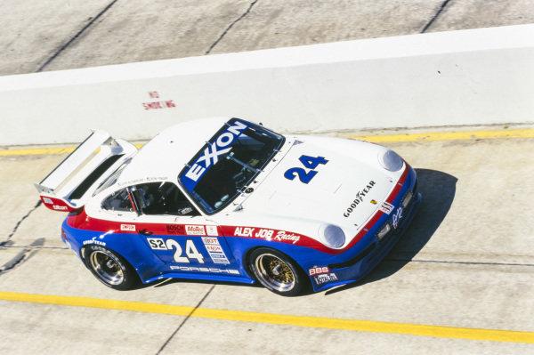 Ron Finger / Johnny Rutherford / Charles Slater / Bill Auberlen / Bruce McQuiston, Alex Job Racing, Porsche 911.