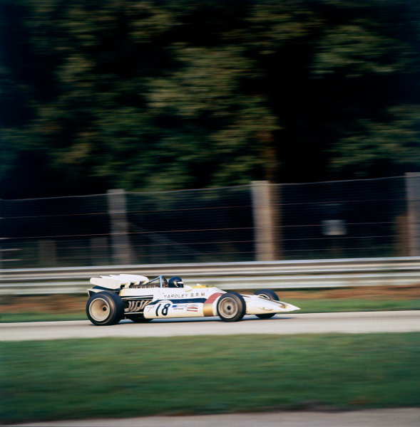 Monza, Italy. 3rd - 5th September 1971.