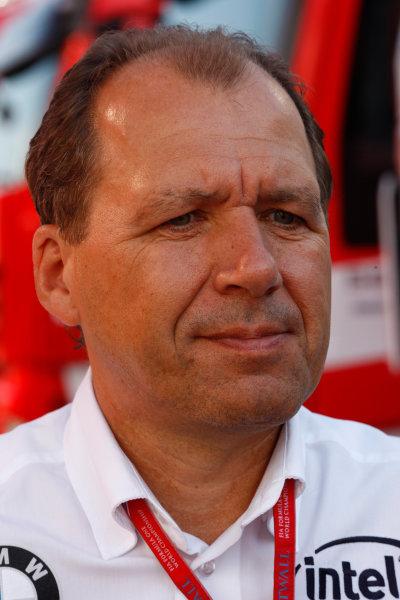 Hungaroring, Budapest, Hungary31st July 2008Willy Rampf, Technical Director, BMW Sauber. Portrait. World Copyright: Steven Tee/LAT Photographicref: Digital Image _I4V7005