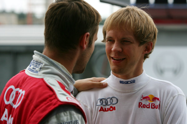 Round 7, Nürburgring, Germany. 25th - 27th July 2008.