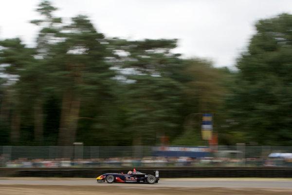Brendon Hartley, Carlin Motorsport. Action. World Copyright: Drew Gibson/LATref: Digital Image _Y2Z3697