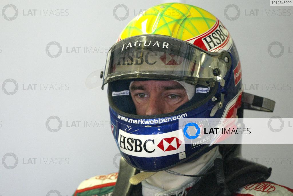 2004 Hungarian Grand Prix - Friday Practice,