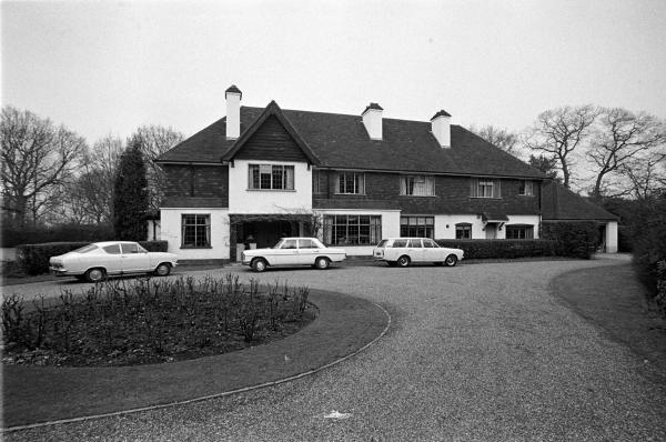 The Brabham houseSurrey, England, 1970