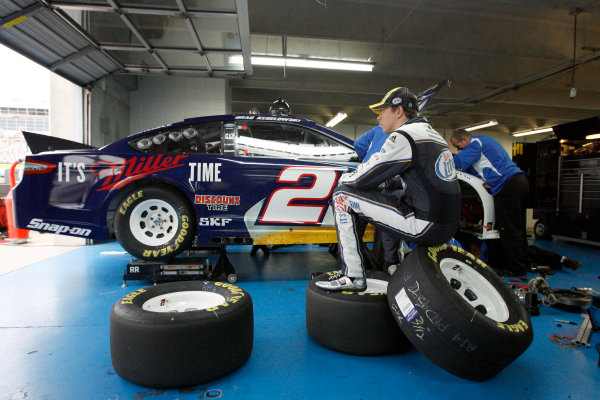 11-12 December 2012, Concord, North Carolina, USA Brad Keselowski.(c)2012, LAT Photo USA LAT Photo USA. .