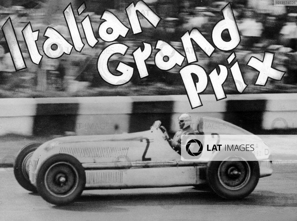 1934 Italian Grand Prix.
