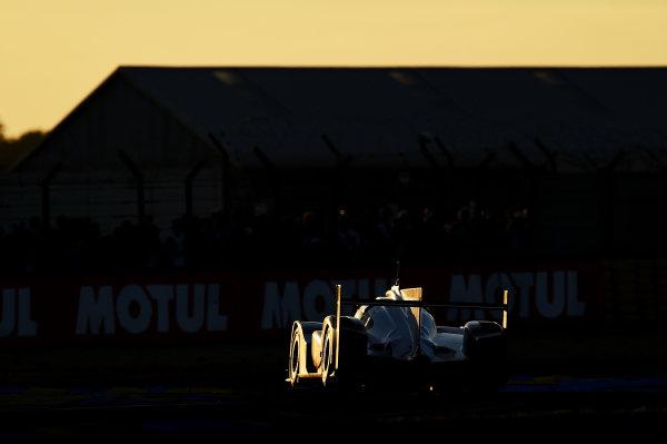 2017 Le Mans 24 Hours Circuit de la Sarthe, Le Mans, France. Saturday 17 June 2017 #1 Porsche Team Porsche 919 Hybrid: Neel Jani, Andre Lotterer, Nick Tandy World Copyright: Rainier Ehrhardt/LAT Images ref: Digital Image 24LM-re-10432