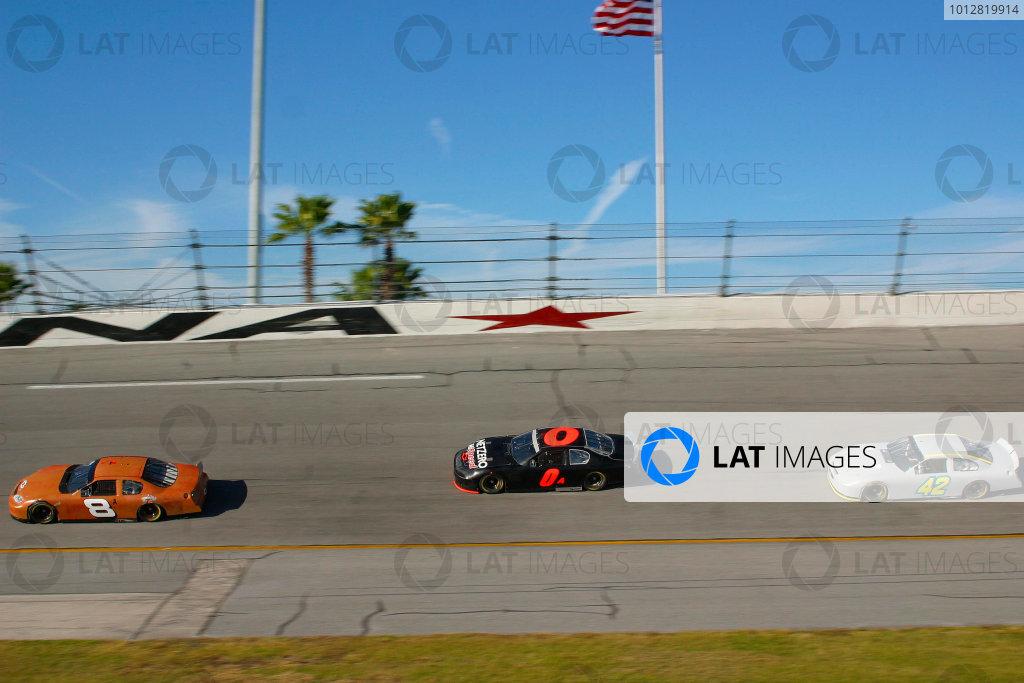 2004 NASCAR Testing
