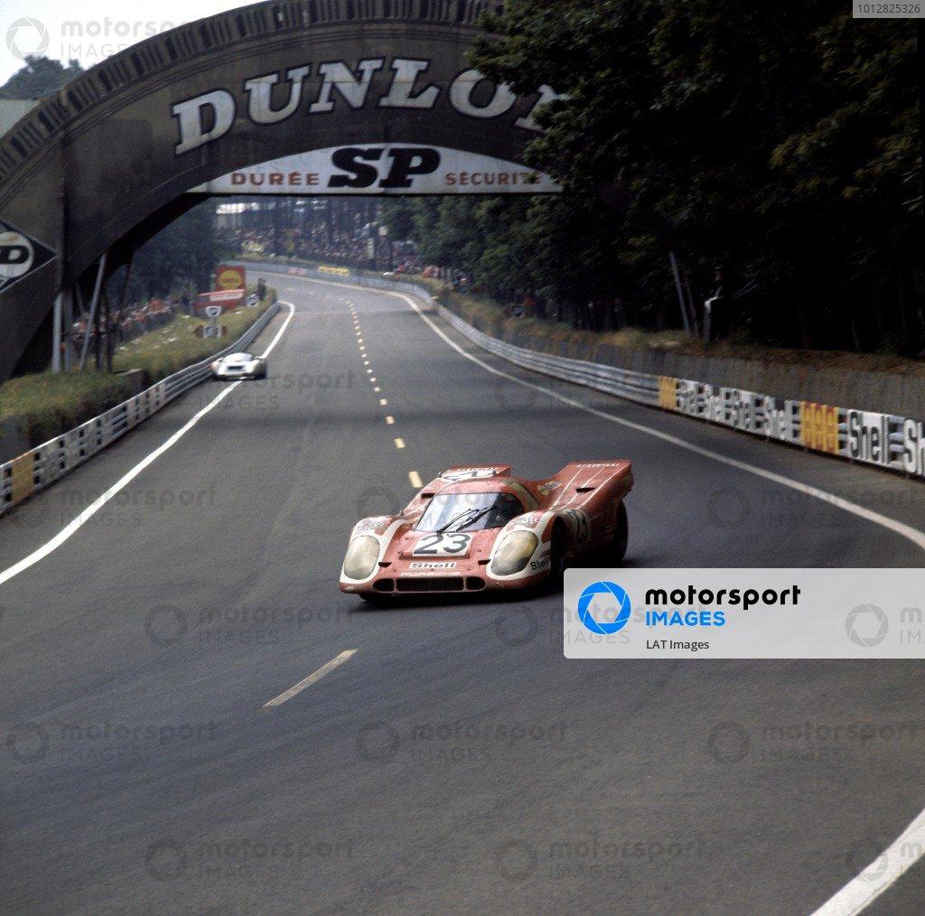 1970 Le Mans 24 Hours.