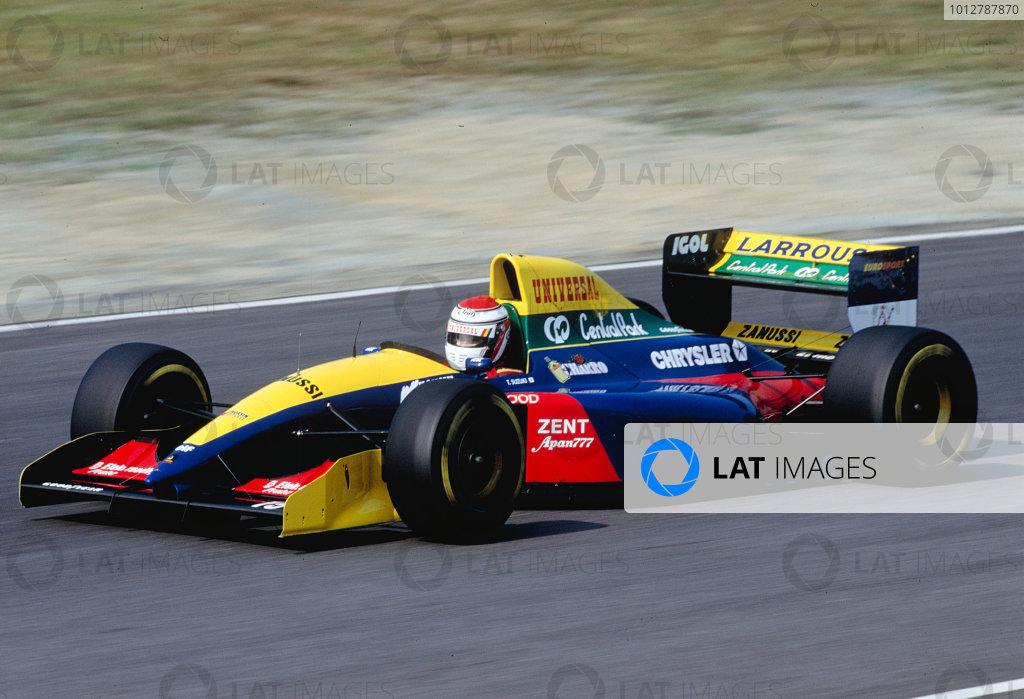 1993 Japanese Grand Prix.Suzuka