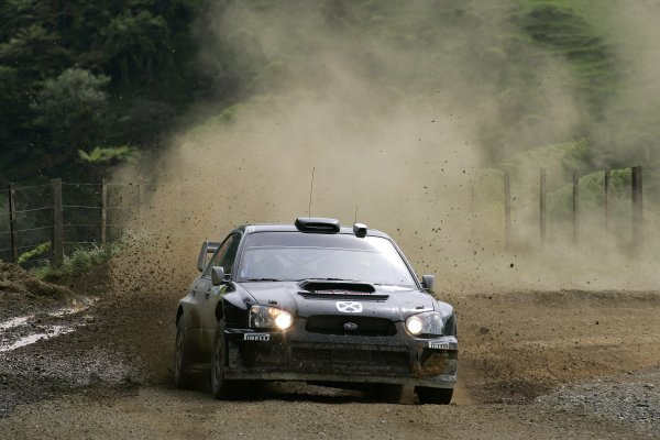 2006 FIA World Rally Champs. Round fifteen