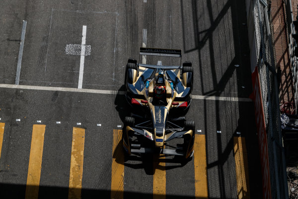 2017/2018 FIA Formula E Championship. Round 1 - Hong Kong, China. Saturday 02 December 2017. Jean Eric Vergne (FRA), TECHEETAH, Renault Z.E. 17. Photo: Alastair Staley/LAT/Formula E ref: Digital Image _ALS6105