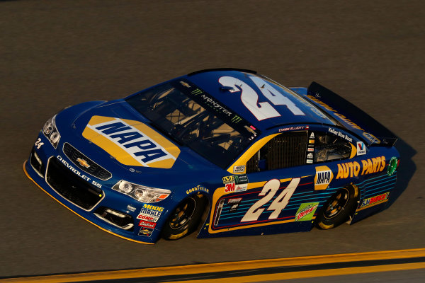 2017 NASCAR Cup - Clash at Daytona Daytona International Speedway, Daytona, FL USA Friday 17 February 2017 Chase Elliott World Copyright: Michael L. Levitt/LAT Images ref: Digital Image _AT_5056