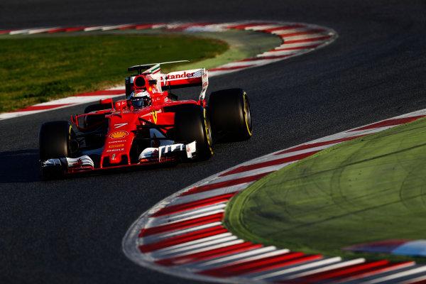 Circuit de Barcelona Catalunya, Barcelona, Spain. Thursday 02 March 2017. World Copyright: Glenn Dunbar/LAT Images ref: Digital Image _X4I3294