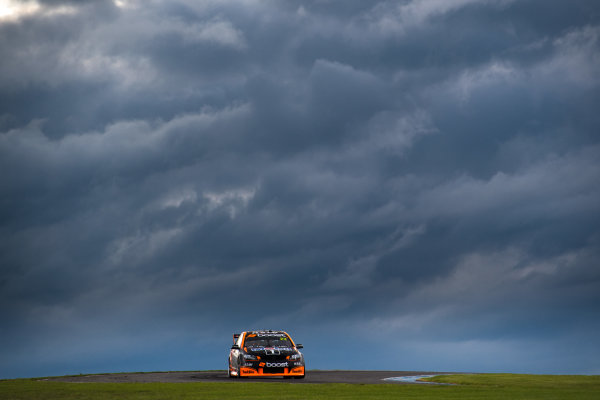 2017 Supercars Championship Round 3.  Phillip Island 500, Phillip Island, Victoria, Australia. Friday 21st April to Sunday 23rd April 2017. James Courtney drives the #22 Mobil 1 HSV Racing Holden Commodore VF. World Copyright: Daniel Kalisz/LAT Images Ref: Digital Image 210417_VASCR3_DKIMG_1657.JPG