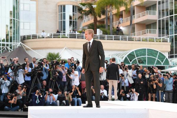 Monte Carlo, Monaco. Friday 26 May 2017. Marcus Ericsson (SWE) Sauber at the Amber Lounge Fashion Show, Le Meridien Beach Plaza Hotel, Monaco World Copyright: Mark Sutton/Sutton/LAT Images ref: Digital Image dcd1727my348