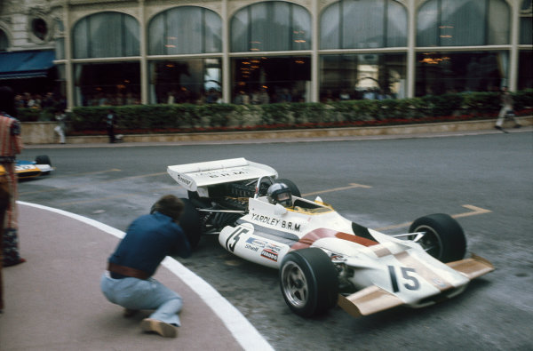 Monaco Grand Prix.  
