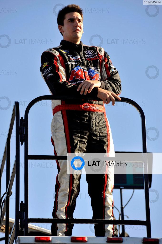 8-9 November, 2013, Avondale, Arizona USA Joey Coulter © 2013, Nigel Kinrade LAT Photo USA