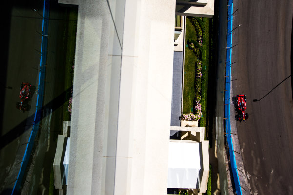 2015/2016 FIA Formula E Championship. Testing, Punta del Este, Uruguay. Sunday 20 December 2015. Loic Duval (FRA), Dragon Racing - Venturi VM200-FE-01. Photo: Zak Mauger/LAT/Formula E ref: Digital Image _L0U9693