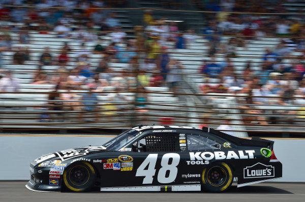July 26-29, 2012, Indianapolis, Indiana , USAJimmie Johnson car(c) 2012, LAT SouthLAT Photo USA