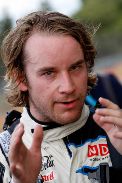 Round 06 - Rally Acropolis, Greece. 24-27 May 2012. Mads Ostberg, Ford WRC, Portrait.  Worldwide Copyright: McKlein/LAT