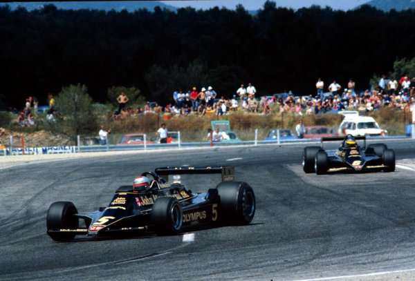 Paul Ricard, Le Catellet, France.