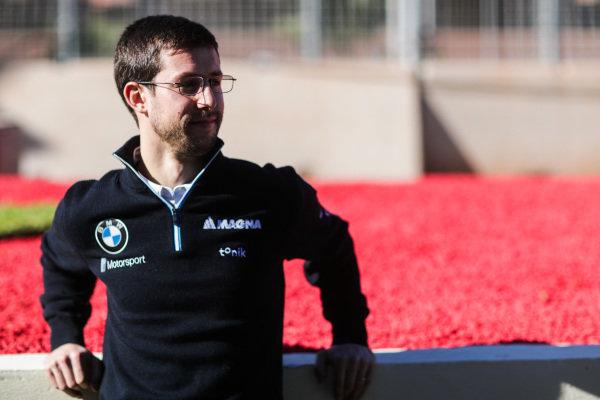 Alexander Sims (GBR) BMW I Andretti Motorsports
