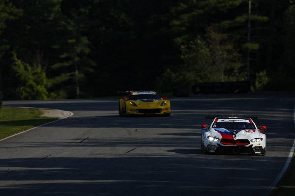 #25 BMW Team RLL BMW M8 GTE, GTLM: Tom Blomqvist, Connor De Phillippi