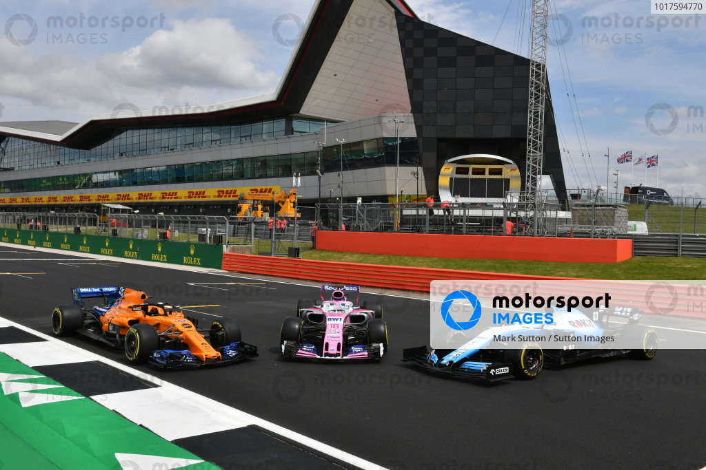 Silverstone Renewal Announcement