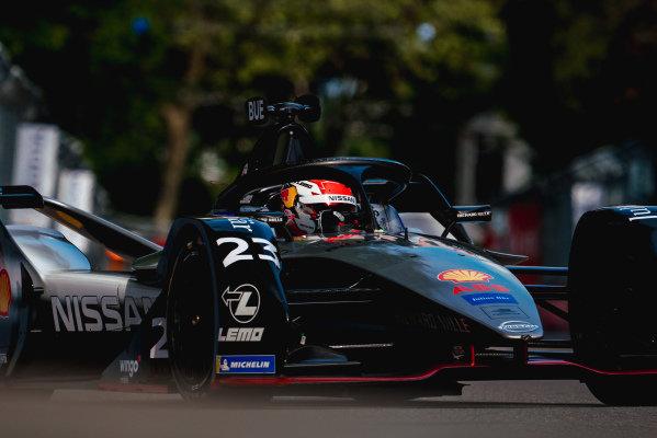 Sébastien Buemi (CHE), Nissan e.Dams, Nissan IMO1