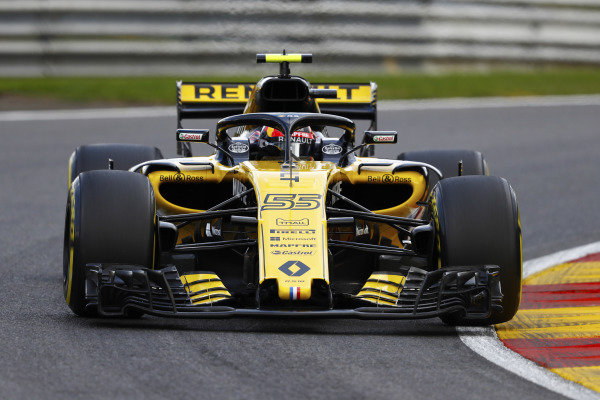 Carlos Sainz Jr, Renault Sport F1 Team R.S. 18.