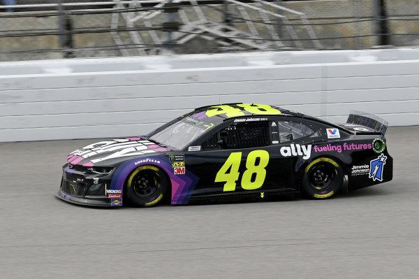 #48: Jimmie Johnson, Hendrick Motorsports, Chevrolet Camaro Ally Fueling Futures