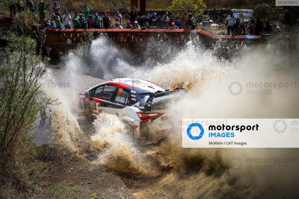 Sébastien Ogier (FRA), Toyota Gazoo Racing WRT, Toyota Yaris WRC 2020