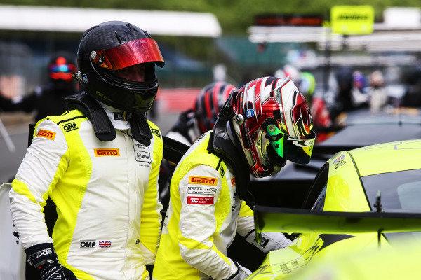 Tom Canning / Ashley Hand TF Sport Aston Martin V8 Vantage GT4
