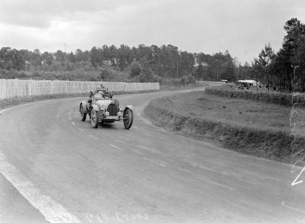 Louis Villeneuve / André Vagniez, Bugatti T51A