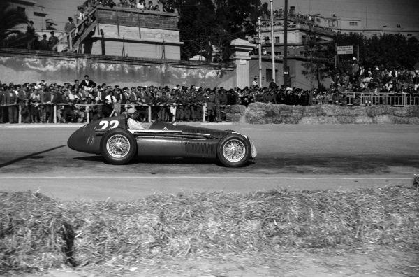 Juan Manuel Fangio, Alfa Romeo 159.