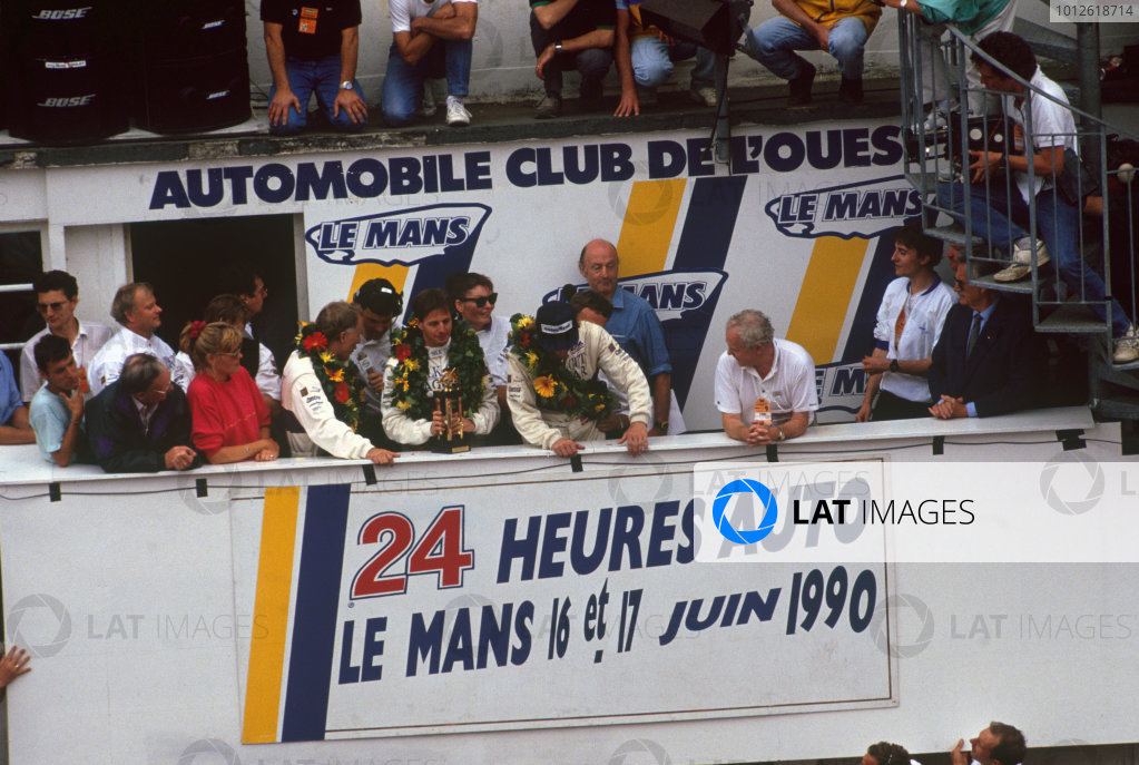 1990 Le Mans 24 hours.