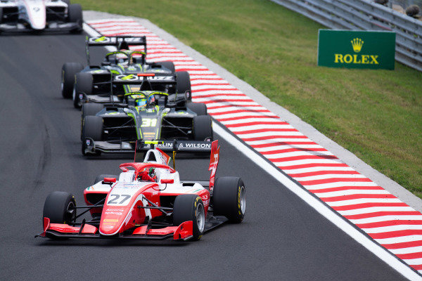 HUNGARORING, HUNGARY - AUGUST 03: Jehan Daruvala (IND, PREMA Racing) during the Hungaroring at Hungaroring on August 03, 2019 in Hungaroring, Hungary. (Photo by Joe Portlock / LAT Images / FIA F3 Championship)