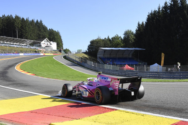 SPA-FRANCORCHAMPS, BELGIUM - AUGUST 30: Anthoine Hubert (FRA, BWT ARDEN) during the Spa-Francorchamps at Spa-Francorchamps on August 30, 2019 in Spa-Francorchamps, Belgium. (Photo by Gareth Harford / LAT Images / FIA F2 Championship)
