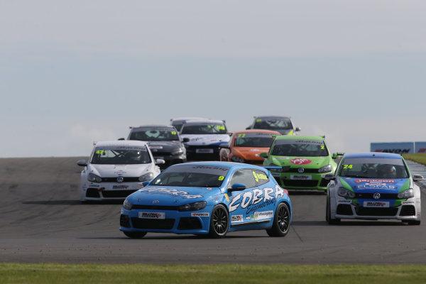 2015 Volkswagen Cup,  Donington Park, 12th-13th September 2015, Joe McMillan World Copyright. Jakob Ebrey/LAT Photographic